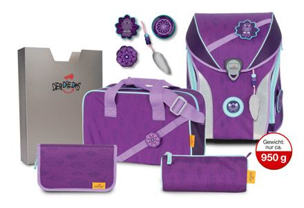 Ergoflex Max Night 5-tlg. Set