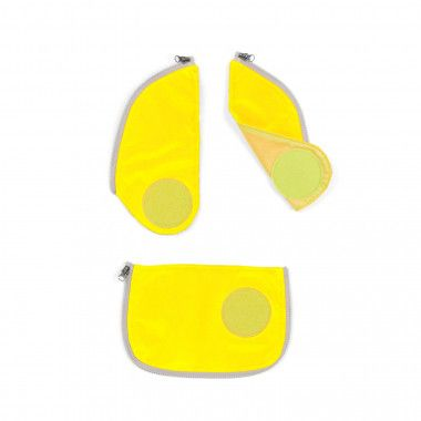 Zip-Set Gelb