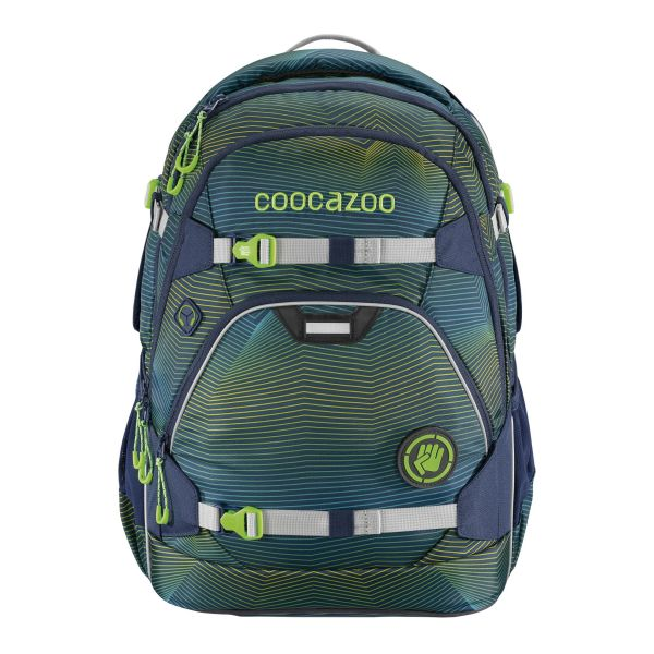 "Rucksack ""ScaleRale"" Soniclights Green"
