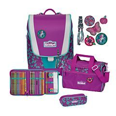 Scout Ultra Set 4tlg Lilac Leaves
