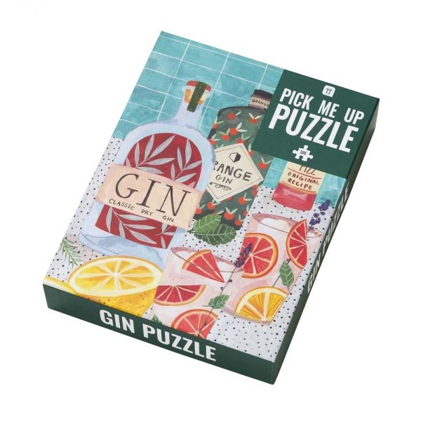 Talking Tables Puzzle Gin