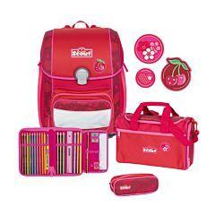 Scout Genius Set 4tlg Cherry Red