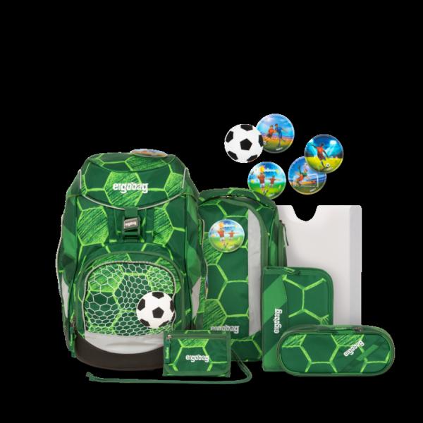 ergobag packSchulrucksack-Set ElfmetBär