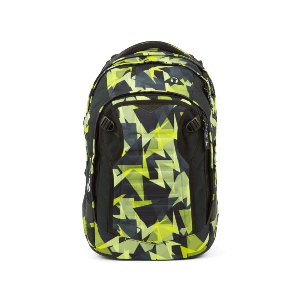 Satch Match Schulrucksack Gravity Jungle