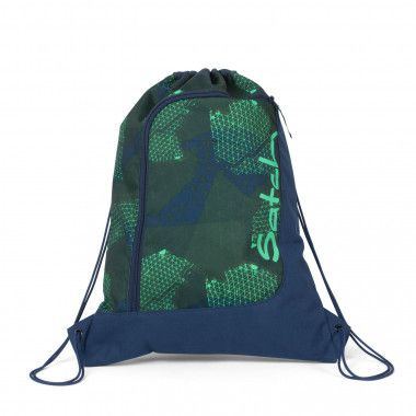Satch Sportbeutel Infra Green