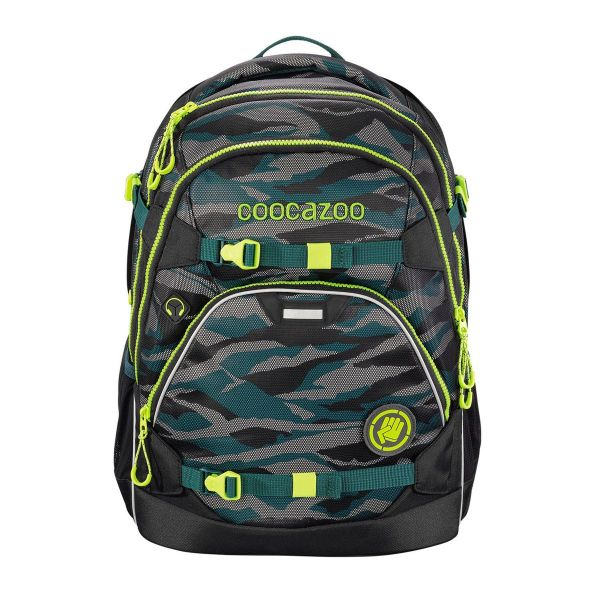 Rucksack Scale Rale Effective Reflective Camou