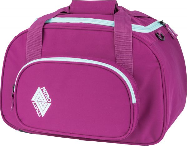 Sporttasche DUFFLE BAG XS GRATEFUL PINK