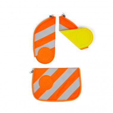 Zip-Set Reflektor Orange