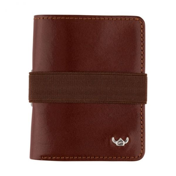 SLIM6 GH SLIM WALLET COLORADO TABACCO