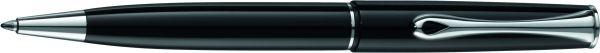 Kugelschreiber Esteem lack schwarz