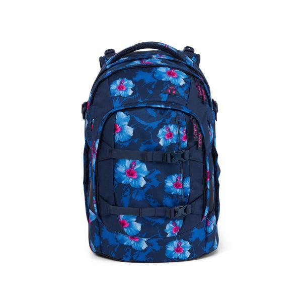 Satch Pack Schulrucksack Waikiki Blue