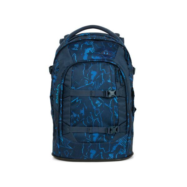 Satch PackSchulrucksack Blue Compass