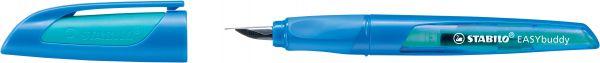 Stabilo Füller EASYbuddy dunkel-/hellblau A Schreibfarbe blau