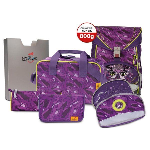 ErgoFlex Exklusiv Switch Purple 5-tlg. Set