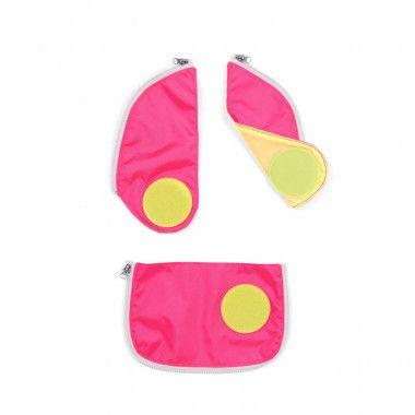 Zip-Set Pink