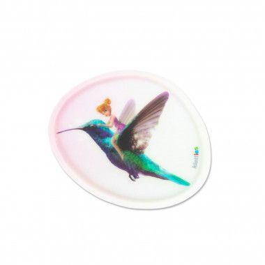 Flausch Klettie Prinzessin Kolibri