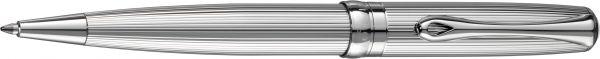 Kugelschreiber Excellence A2 guillochiert chrom