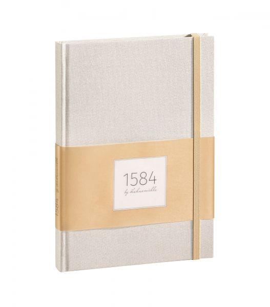 """Notizbuch DIN A5 """"1584 by Hahnemühle"""" peach 100 Blatt / 200 Seiten"""