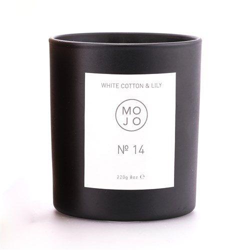 Canova Mojo Lily & Cotton Candle #14 Duftkerze