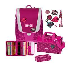 Scout Ultra Set 4tlg Pink Daisy