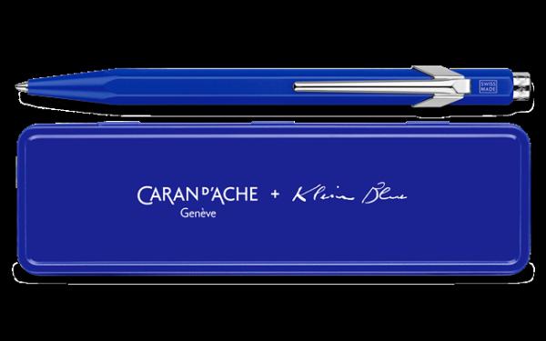 Kugelschreiber 849 Klein Blue mit Metalletui Limitiert