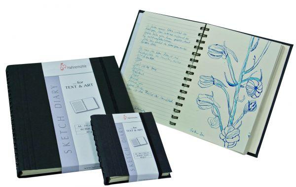 Hahnemühle Sketch Diary DIN A5 Notiz- und Skizzenbuch