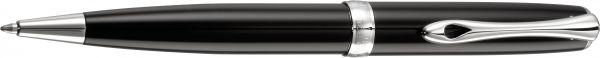 Kugelschreiber Excellence A2 lack schwarz