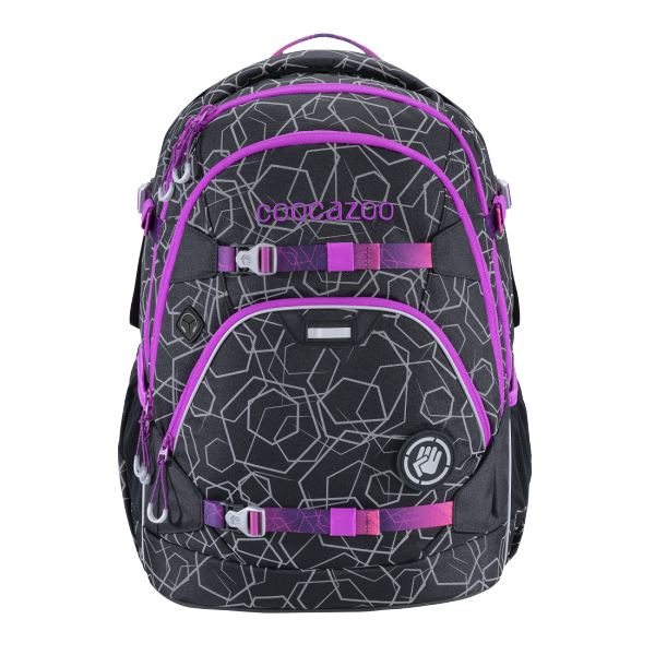 Rucksack Scale Rale Laserreflect Berry