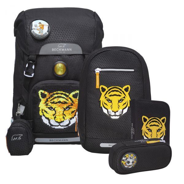 Beckmann Classic 6-teiliges Set Tiger Team