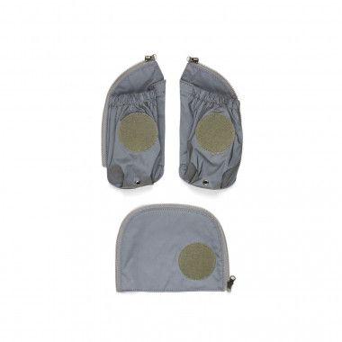 Seitentaschen Zip-Set Reflex