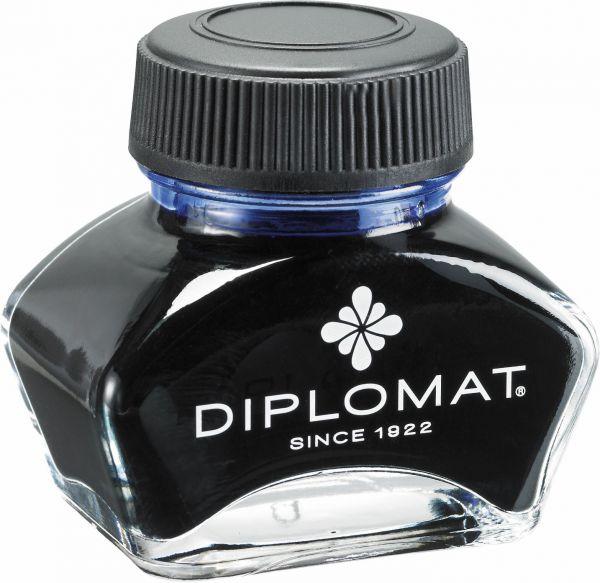 Tintenglas 30ml schwarz