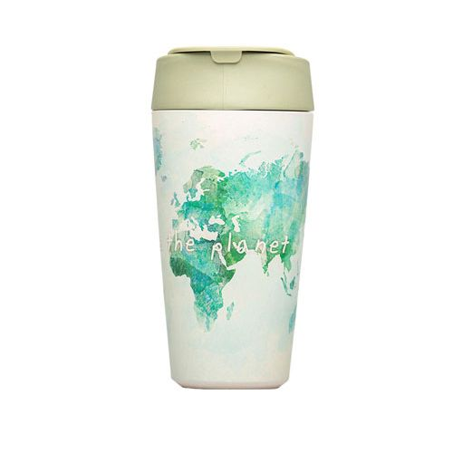 bioloco plant deluxe cup - save the planet 420ml