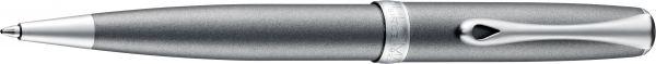 Kugelschreiber Excellence A2 platin matt-chrom