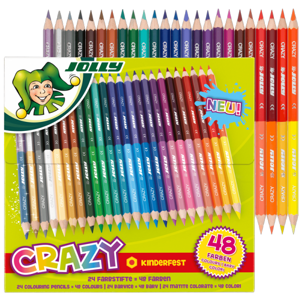 JOLLY Supersticks Kindefest CRAZY 24er