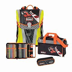 Scout Sunny Set 4tlg Red Racer