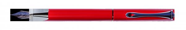 Kugelschreiber Esteem lack rot