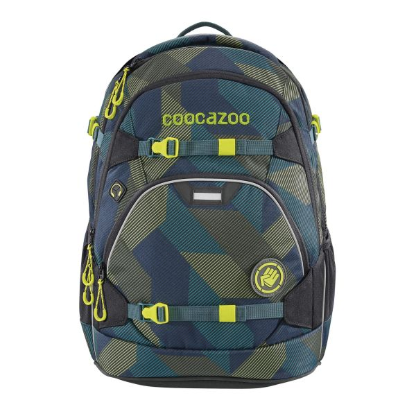 "Rucksack ""ScaleRale"" Polygon Bricks"