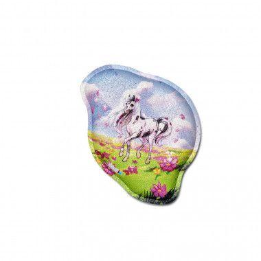 Funkel-Klettie Pferd