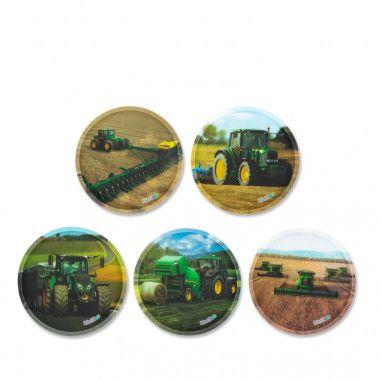 Klettie-Set Landmaschinen
