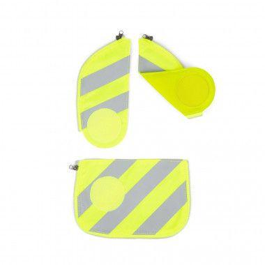 Zip-Set Reflektor Gelb