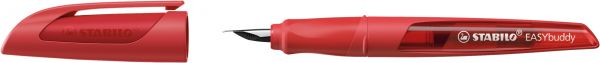 Stabilo Füller EASYbuddy koralle/rot A Schreibfarbe blau