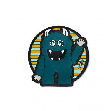 Silikon-Klettie Monster